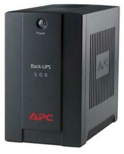 Apc back-ups bx - bx500ci - onduleur 500va (avr, 3 prises