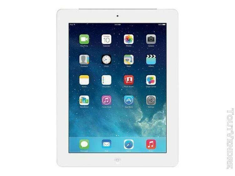 apple ipad 2 wi-fi + 3g 32 go blanc