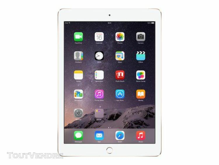 apple ipad air 2 wi-fi + cellular 128 go or retina 9.7""