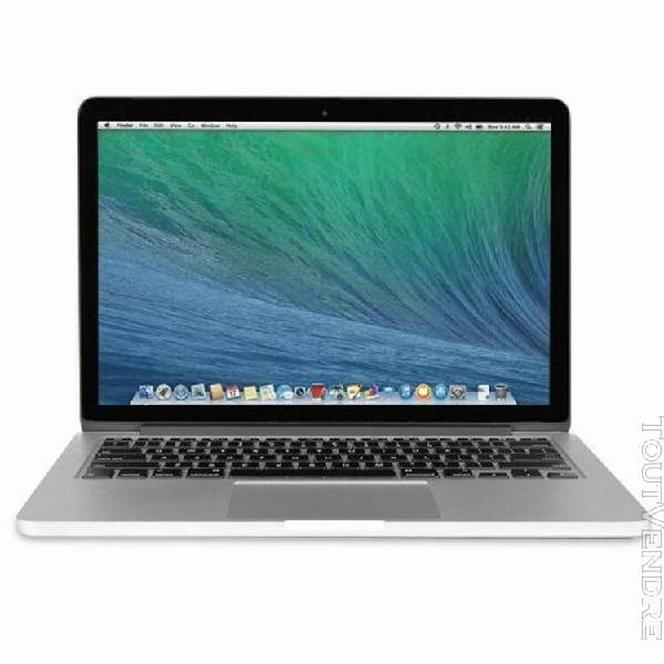 Apple macbook pro retina core i7 - 4558u dual core gris