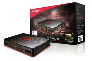 avermedia game capture hd 2 en parfait état