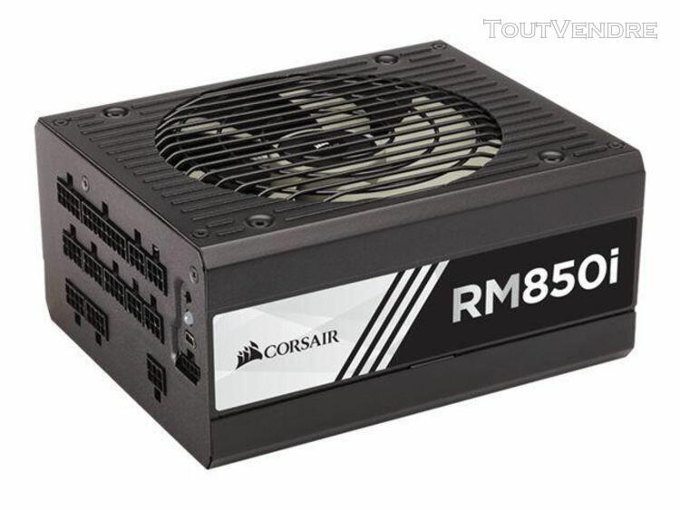 corsair rmi series rm850i - alimentation électrique