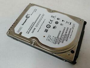 "disque dur 500go sata 2.5"" seagate momentus 7200.4"