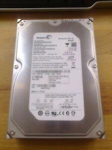 disque dur seagate barracuda 250 go - 5qe3thca - excellent