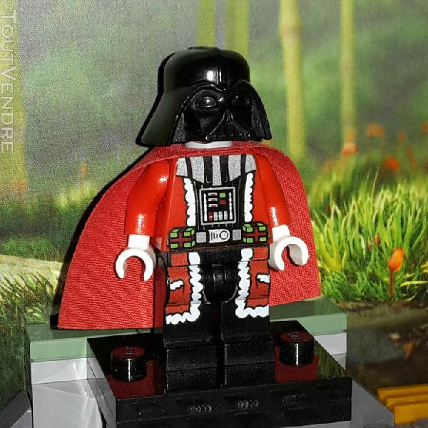 figurine lego star wars sw0599 santa darth vader