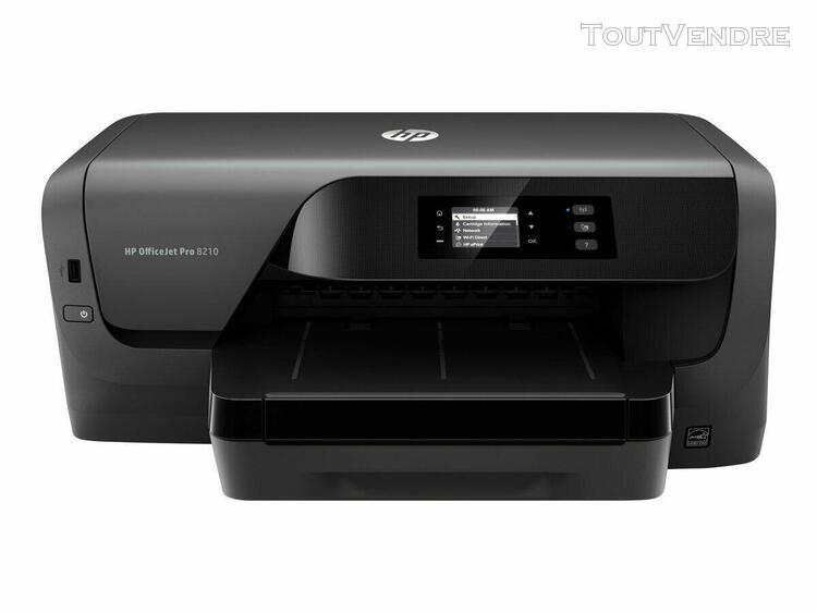 Imprimante officejet pro 8210 - couleur - garantie 1 an hp