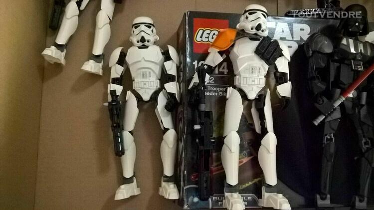 lego star wars 75531 x3, 75532, 75111