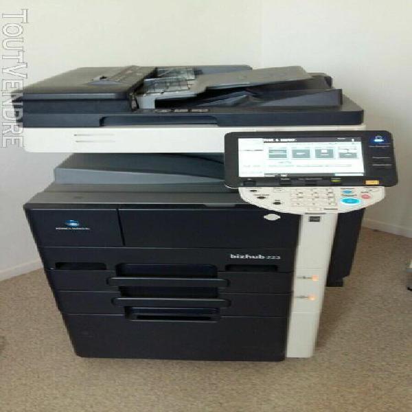 Photocopieur konica