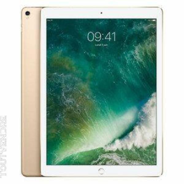 tablette apple 12.9-inch ipad pro 2017 wi-fi 64 go 12.9 pouc