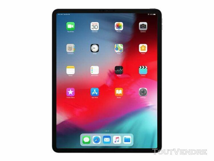 tablette apple 12.9-inch ipad pro 2018 wi-fi 1 to 12.9 pouce