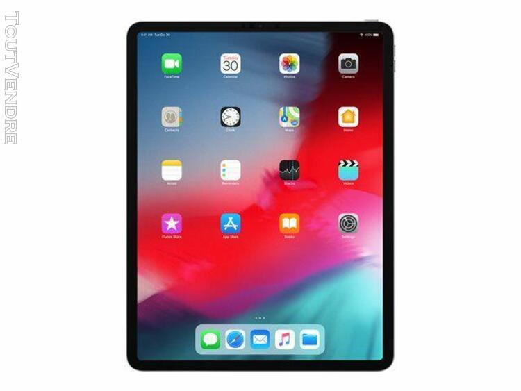 tablette apple 12.9-inch ipad pro 2018 wi-fi 512 go 12.9 pou