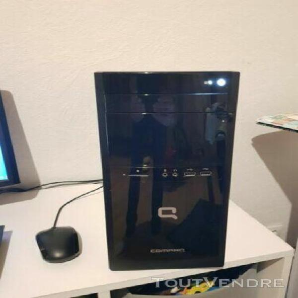 Unité centrale compaq 100 desktop pc series windows 10