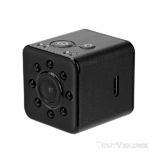 Wifi mini caméra full hd 1080p 12mp babysitter cam, vision