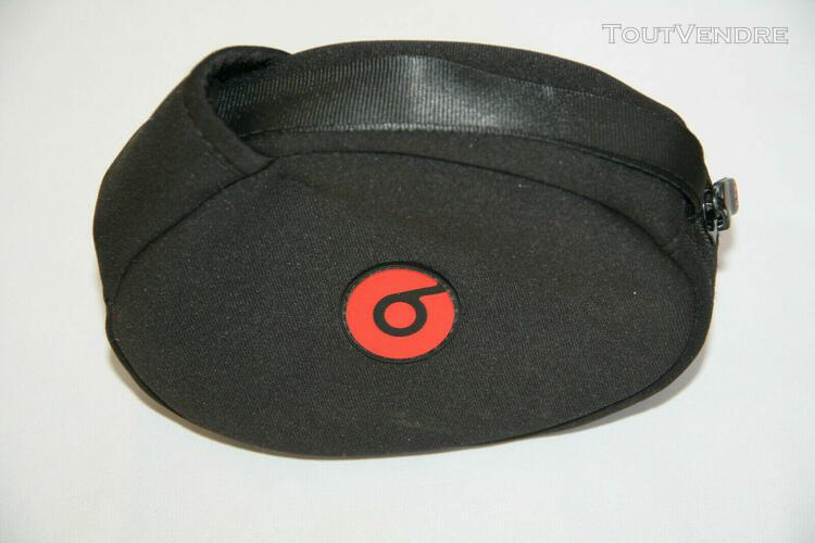 Housse de transport souple original pour casque beats by dre