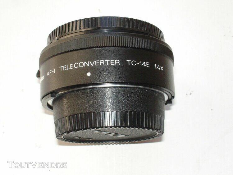 Nikon af-i teleconverter tc-14e