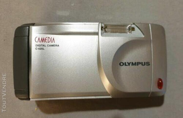 Olympus c-420l digital camera