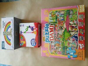 Pack 3 jeux enfants +3 ans