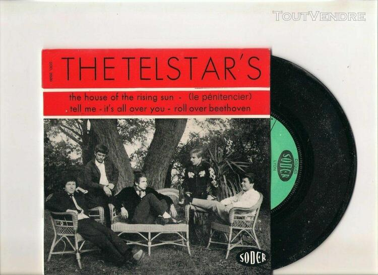 Super rare ep: the telstars: the house of the rising sun