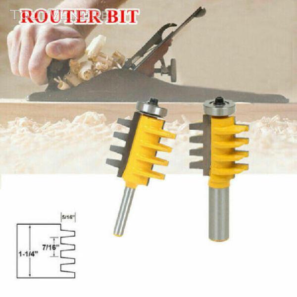 "1/2 ""1/4 ""reversible caña articulación cortador de bits"