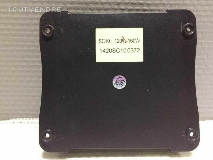 Antarion régulateur de charge 120w/160w 12v 10a