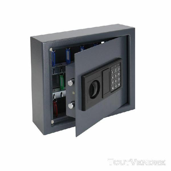 Hmf 2030-11 coffre fort a clef, armoire à clés, 30