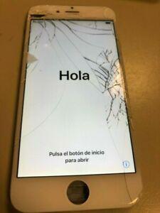Iphone 6 32 go tactile hs, s'allume et fonctionne, pas