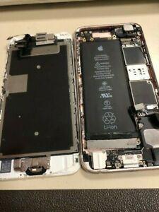 Iphone 6s 16 go hs débloque, ne s'allume pas, pas de