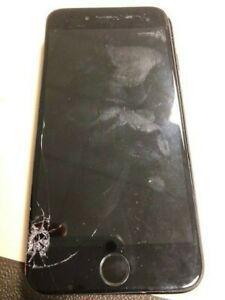 Iphone 7 32 go noir débloqué,hs, ne s'allume pas,