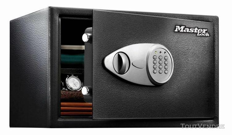 Master lock x125ml coffre fort à combinaison digitale