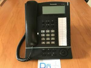 Panasonic kx-t7636 digital phone black