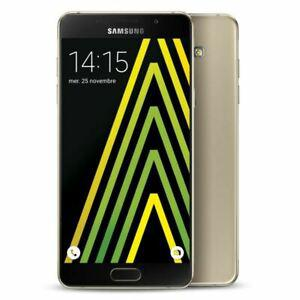Samsung galaxy a5 (2016) simple sim 16 go or débloqué -