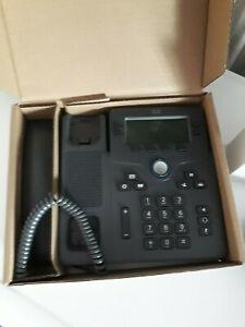Telephone cisco ip phone 6851 avec alimentation