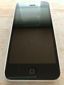Téléphone portable apple iphone 5c blanc 16 go 5 c