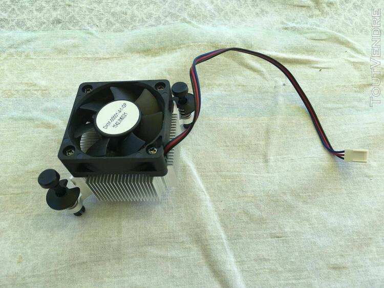 Intel ventilateur & radiateur pour core amd d'origine 1542jm