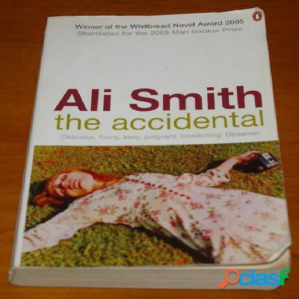 The accidental, ali smith