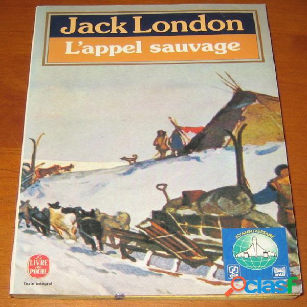 L'appel sauvage, jack london