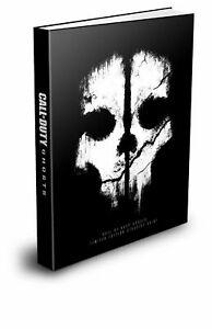 Call of duty ghosts limited edition strategy guide en