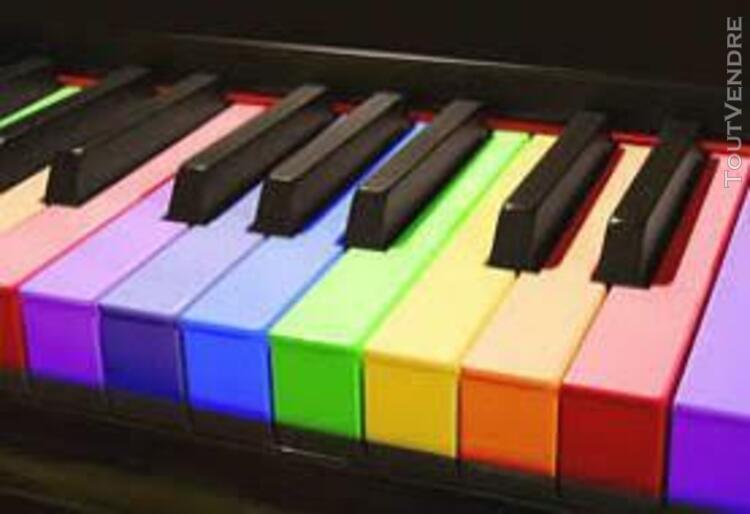 Cours de piano, tous styles