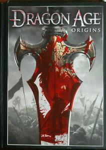 Dragon age origins collector's edition guide en anglais