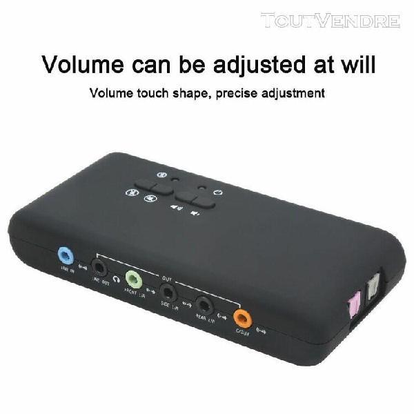 Enregistrement lecture numérique son surround fiber optique