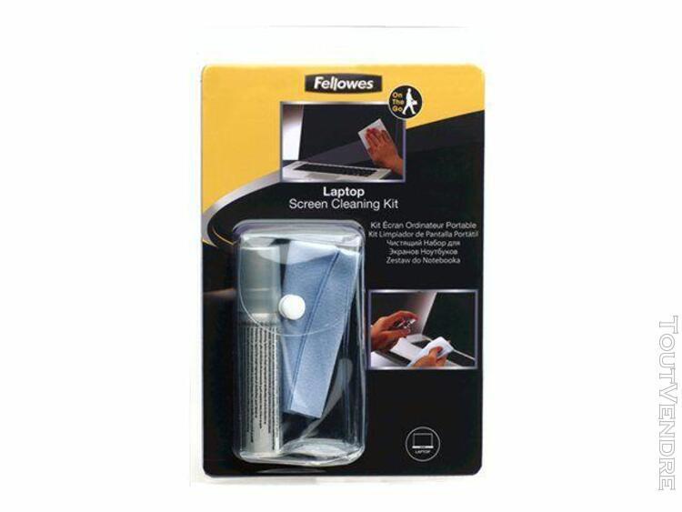 Fellowes - kit de nettoyage pour ordinateur portable