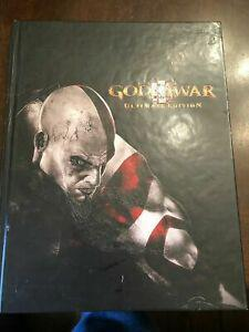 God of war iii ultimate edition guide en anglais