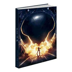 Halo 4 collector's edition guide en anglais
