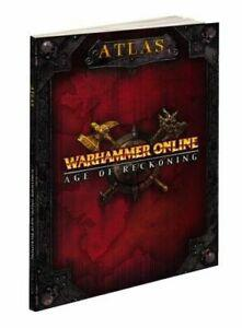 Warhammer online age of reckoning prima official gama guide