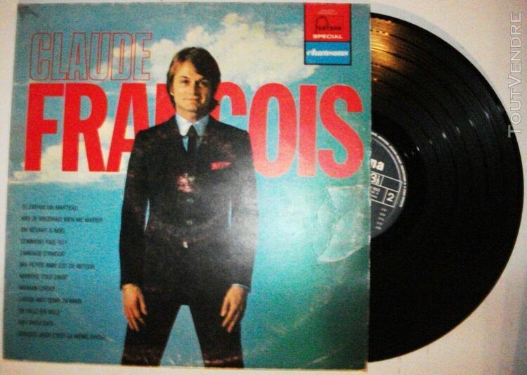 Claude françois - fontana special chansons 1971