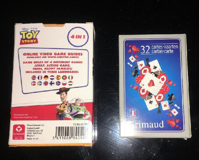 Jeux de cartes, toy story - 32 cartes, neuf
