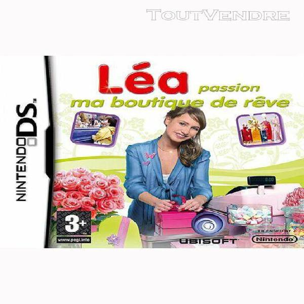 Léa passion - ma boutique de rêve