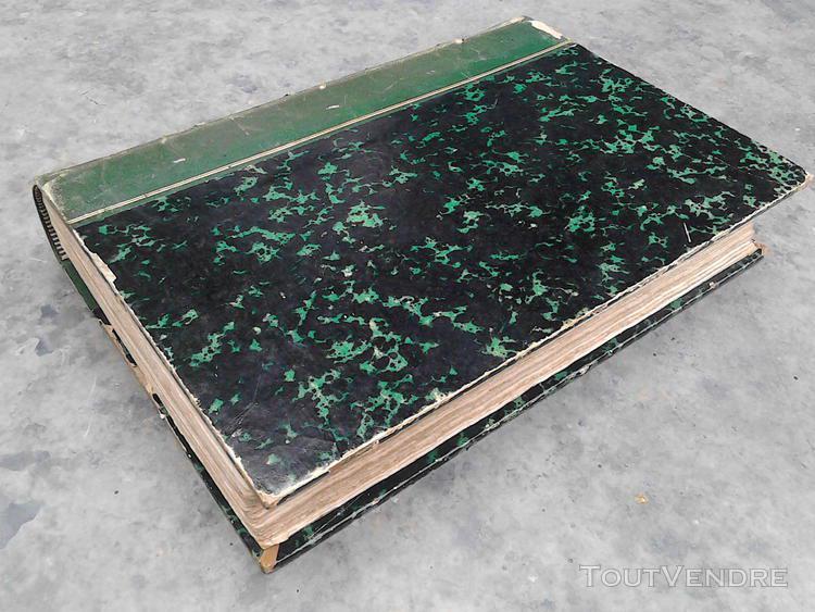 Livre ancien 240 fables de la fontaine / grandville suxn