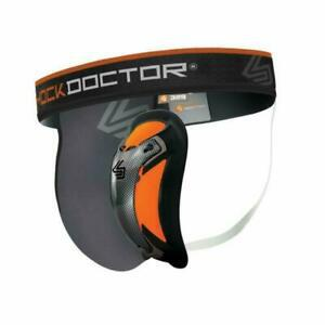 Shockdoctor coquille de protection avec ultra carbon flex