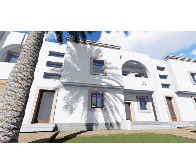 A vendre appartements & villas programme neuf djerba midou